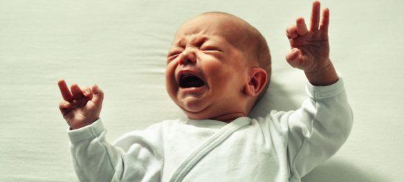 Schreiendes Baby, CC0