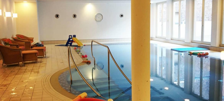 Babyschwimmen in Bonn